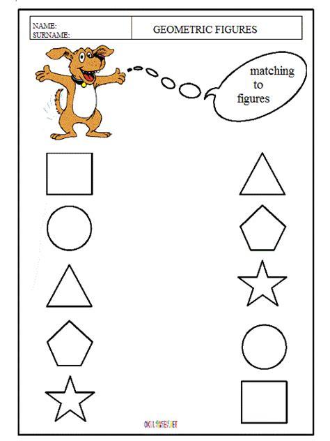 matching activities for preschoolers printables pre school education 798