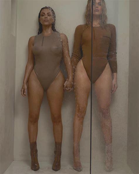 Kim And Khlo Kardashian Hot Nude By Kanye West Photos