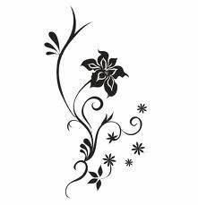 Rahmen Vorlagen Schnörkel : bildergebnis f r tattoo blumenranken vorlage zuk nftige projekte pinterest blumen ~ Eleganceandgraceweddings.com Haus und Dekorationen