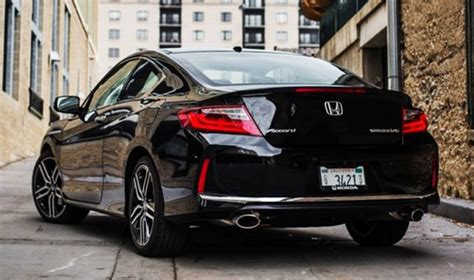 2019 Honda Accord Coupe Release Date