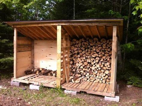 Pallet Wood Shed Ideas  Pallets Designs