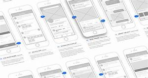 psd wireframe app mockup vol3 psd mock up templates With html5 wireframe template