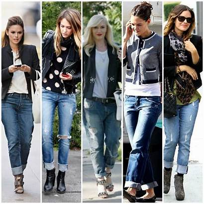 Jeans Boyfriend Outfit Pants Baggy Outfits 2000
