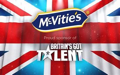 Talent Got Sponsor Britain Mcvitie Mcvities Bakery