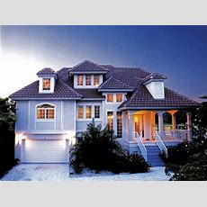 Mediterranean Modern Style Home Plans  Dhsw17044 House
