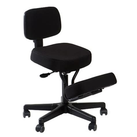 qdos kneeling chair with back support office way