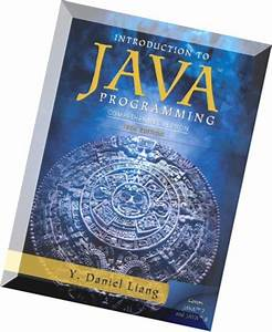 Download, Intro, To, Java, Programming, Comprehensive, Version, 10th, Edition
