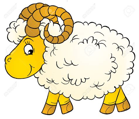Ram Clipart Sheep Clipart Ram Pencil And In Color Sheep Clipart Ram
