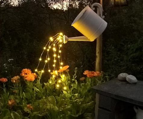 30+ Cheap And Easy Diy Lighting Ideas For Outdoor 2017