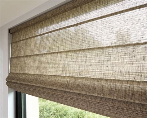 Hunter Douglas Alustra® Woven Textures® Roller Shades And
