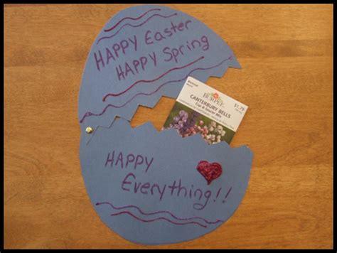 easter egg card craft  kids easter crafts ideas  kids surprise easter egg card