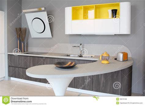 cuisine blanche et jaune davaus photo cuisine moderne jaune avec des idées