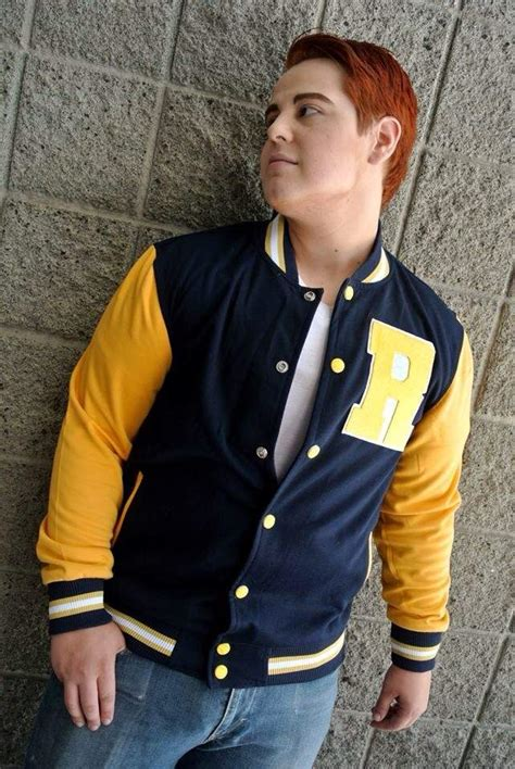 Archie Andrews - Riverdale from ALVCC | Cosplay Amino