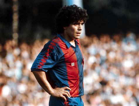 Diego Maradona — The Hand of God meets its maker   Barca ...