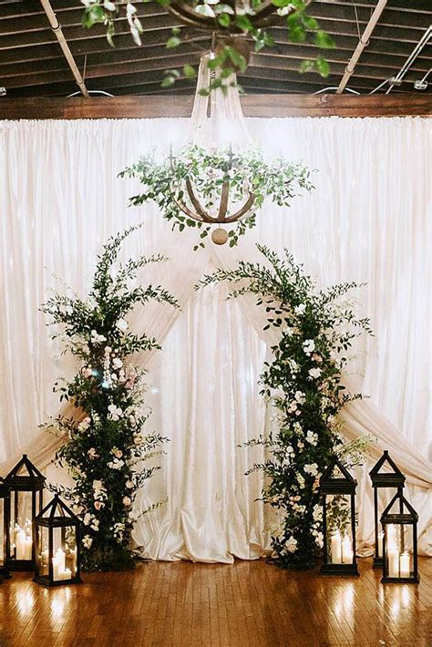 33 timeless wedding altar decoration ideas wedding