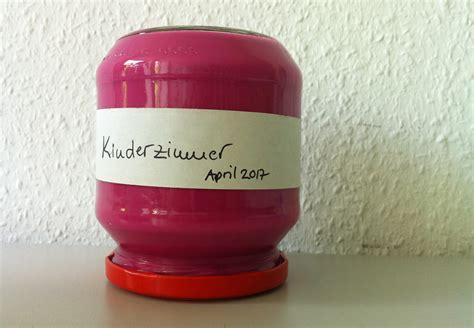 Wandfarbe Wie Lange Haltbar by Wandfarbe Lagern Und Entsorgen