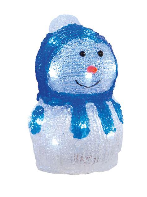 light up snowman indoor light up acrylic snowman christmas indoor led decoration