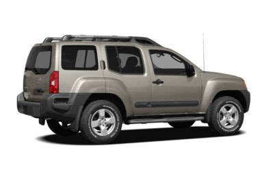 2007 Nissan Xterra Mpg by 2007 Nissan Xterra Specs Safety Rating Mpg Carsdirect