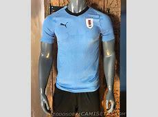 Camiseta PUMA de Uruguay Rusia 2018 Todo Sobre Camisetas