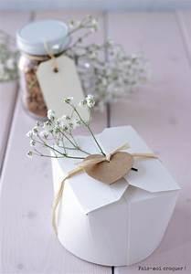 Mariage Cadeau Invité : granola la noix de coco pomme cadeau d 39 invit gourmand healthy fais moi croquer ~ Melissatoandfro.com Idées de Décoration