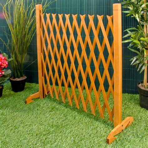 Expanding Trellis Fence expanding fence garden screen trellis style expands to 6 2