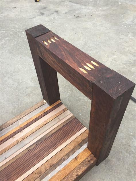 scrap wood side table  diy tutorial rogue engineer