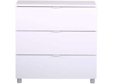Commode Blanc Conforama by Commode Easy 3 Coloris Blanc Vente De Commode Conforama