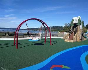 The Accessible, Adventurous New Playground at Lake ...