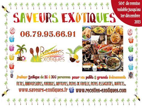 cuisine des iles restaurant traiteur exotique spécialités afro antillaises