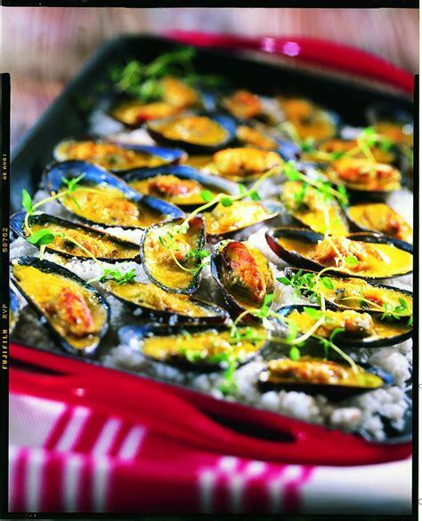 cuisine charentaise recette mouclade charentaise