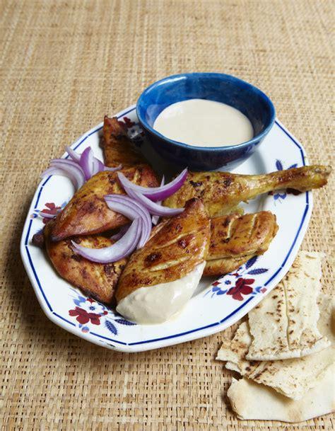 recettes de cuisine fr poulet grillé sauce tahini pour 6 personnes recettes