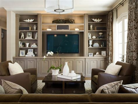 chicago   tv stand family room contemporary