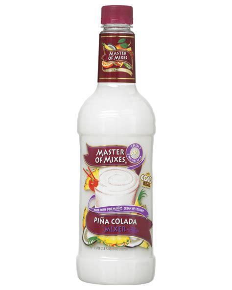 pina colada mix master of mixes pi 241 a colada mix 1l dan murphy s buy wine chagne beer spirits online