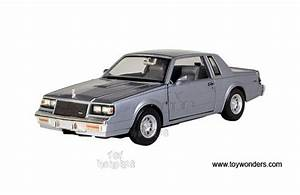 1987 buick Regal Hard Top by Motormax 1/24 scale diecast
