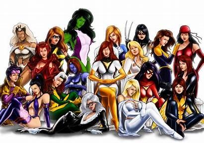 Marvel Superhero Female Film Superheroes Votes Lotsa
