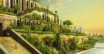 Les Jardins Suspendus De Babylone by Les Jardins Suspendus De Babylone Font Partie Des 7