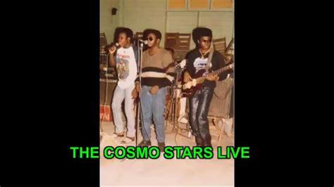 The Cosmo Stars Live Kaseko 1990 Youtube