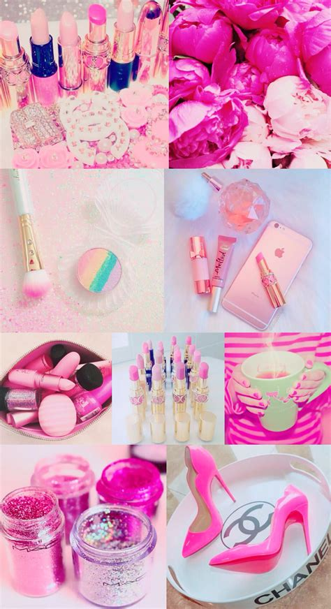 Girly Pink Wallpaper by Girly Iphone Wallpaper 82 Images