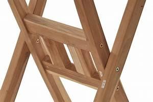 Balkontisch Holz Klappbar : sam balkontisch klappbar teak holz 80 x 80 cm samo demn chst ~ Frokenaadalensverden.com Haus und Dekorationen