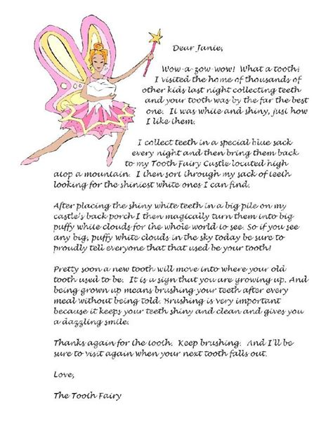 31 Best Toothfairy Images On Pinterest  Tooth Fairy, For