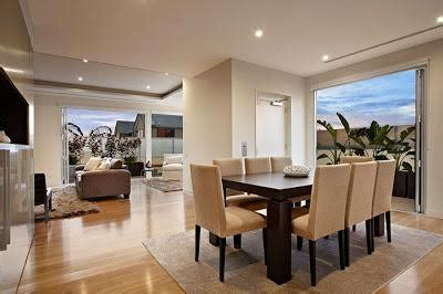 estilo decoracion sala comedor minimalista