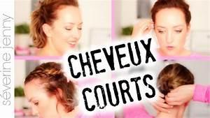 Comment Se Couper Les Cheveux Court Toute Seule : coiffure cheveux courts id es faciles pour tous les ~ Melissatoandfro.com Idées de Décoration