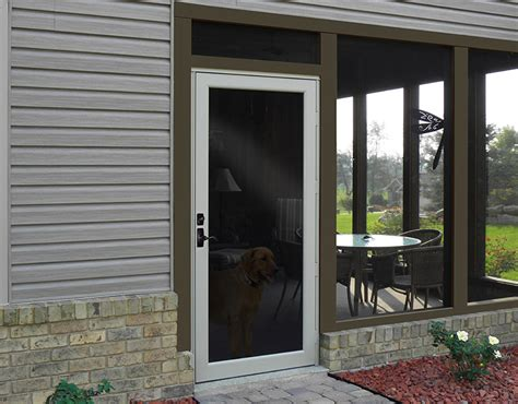 Screen Door by How To Clean A Screen Door Step By Step Guide Feldco