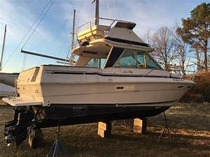 Sea Ray Flybridge Sport Fisherman 1987 For Sale For  2 988
