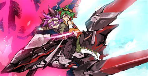 Yu-gi-oh! Yu-gi-oh! Arc-v Yuto (yu-gi-oh! Arc-v) Sakaki Yuya Goggles Wallpaper