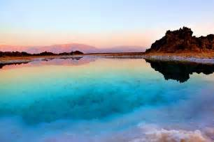 Dead Sea Lowest Point On Earth