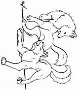 Wolves Coloring Wolf Anime Fighting Pack Drawing Drawings Isuku Sheet Deviantart Wildspiritwolf Popular Animals Getdrawings sketch template