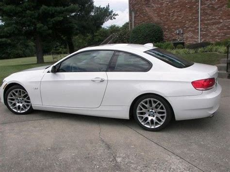 Find Used 2009 Bmw 328i Sport Coupe, Premium • White