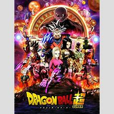 So You Got The Infinity War Poster And Turned It Into A Dbs Poster  Dragon Ball Z Dragon