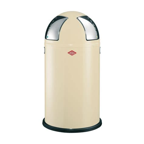 Push Can Mülleimer by Wesco Push Two Push Can 50l Ambientedirect